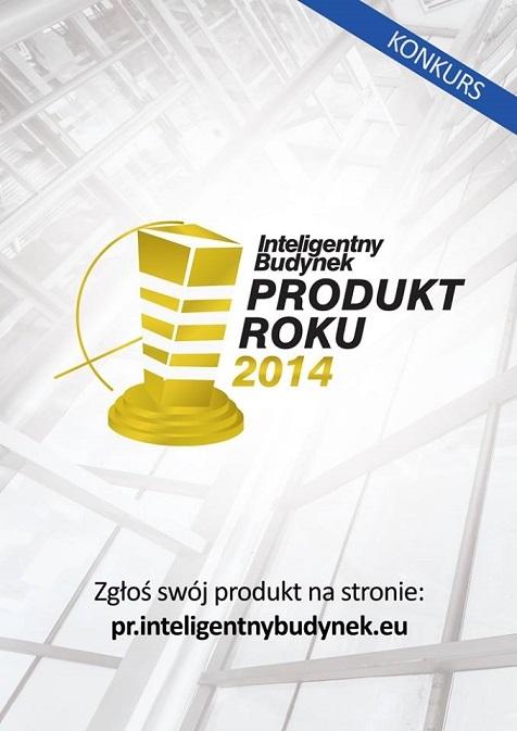 """Moduł telemetryczny IMDGSM/RS485 w konkursie """"Produkt Roku 2014"""""""